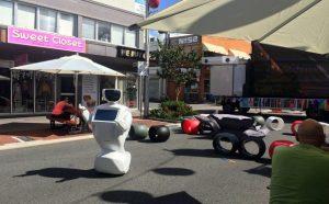 Робот Promobot покоряет Австралию
