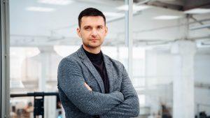 Алексей Южаков в декабрьском номере InStyle