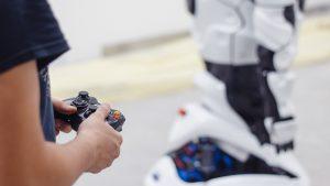 Российская компания «Промобот» представит концепт нового робота