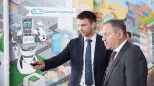 Корпорация МСП инвестирует 200 миллионов рублей в Promobot