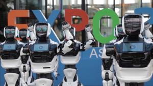 Новый тренд индустрии развлечений: роботы-артисты