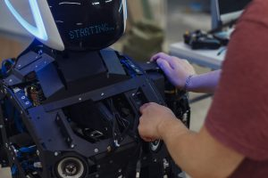 Россия стала вторым в мире производителем сервисных роботов, обойдя Японию и Китай